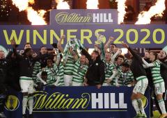 Scottish Cup: Celtic clinch historic quadruple-treble