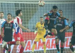 Indian Football PIX: ATK seal play-off berth