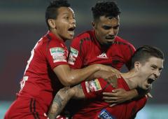 ISL: NorthEast Utd, Jamshedpur in six-goal thriller