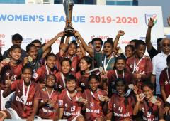 Indian Soccer PIX: Gokulam crowned new IWL champions