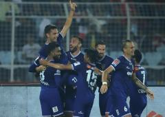 ISL: Chennaiyin stun ATK, keep play-off hopes alive