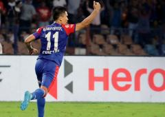 ISL: Captain Chhetri lifts Bengaluru to victory