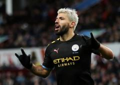 Football Focus: Aguero is a legend, deems Guardiola