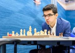 Tata Steel Masters: Anand signs peace with Giri