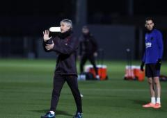 From cow fields to Camp Nou, Setien aims high