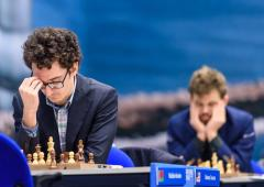 Tata Steel chess: Anand draws; Caruana wins