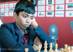 Praggnanandhaa stuns former World champion Topalov