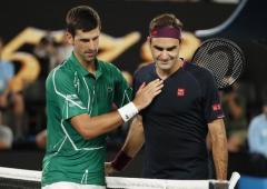 'Big Three' plan to aid lower-ranked players: Djokovic
