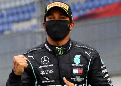 Hamilton aims for win in landmark race at Silverstone