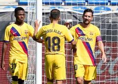 Football: 'Messi needs Barca and Barca needs Messi'