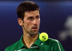 Djokovic, Thiem pooled in different draws at US Open