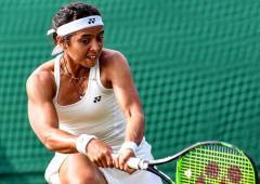 Fed Cup: Rutuja, Ankita win as India beat Uzbekistan