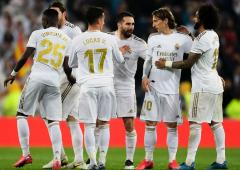 COVID-19: Quiet party for likely La Liga champs Real