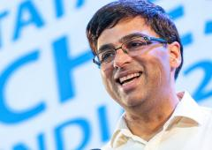 Vishy Anand set to don the commentator's hat