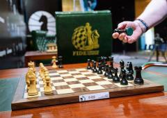 Russia hosts major chess tournament despite virus