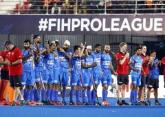 India's FIH Pro League matches put off to May