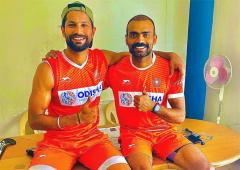 How Indian hockey players are spending time in isolation
