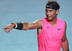 US Open organisers pleased with line-up