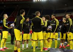 Borussia Dortmund players test negative for COVID-19