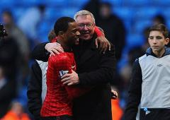 Ferguson taught players to be like robots: Evra
