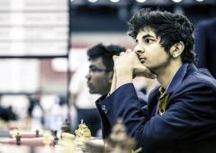 Double blow for India on Day 2 of Online Chess Cup