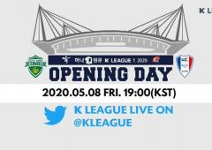World watches on as South Korea's K League kicks off