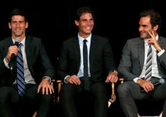 'Djokovic, Federer, Nadal won't be affected much'