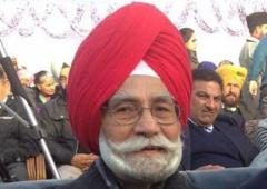 Indian hockey legend Balbir Singh Sr dies at 96