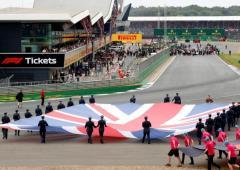 F1: Impossible to organise British Grand Prix