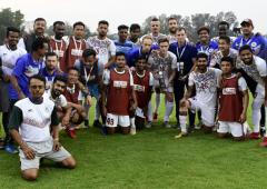 Mohun Bagan players want dues cleared at the earliest
