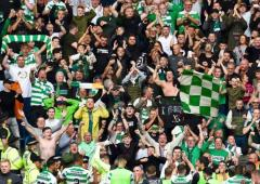 COVID-19: Celtic named as Scottish champions