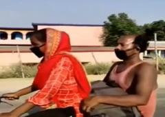 Girl who cycled down 1200km gets Ivanka's praise