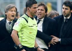 Italian refs hoping for respect when Serie A returns