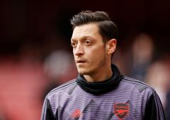 Arsenal's Ozil moving to Fenerbahce?