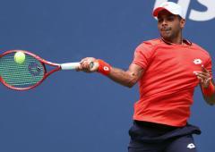 Australian Open: India's Nagal blown away by Berankis