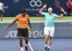 Bopanna-Shapovalov lose in US Open quarters