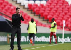 Arteta takes responsibility for Arsenal's poor form