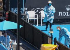 Australian Open to go ahead despite COVID-19 case