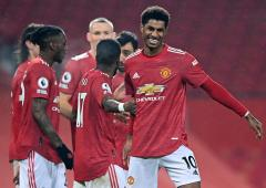 EPL: United hit nine; Saints and Arsenal end with nine