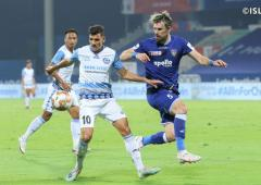 ISL: Jamshedpur edge Chennayin to keep hopes alive