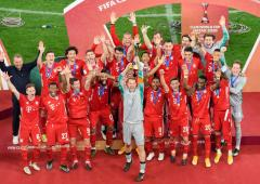 Bayern Munich lift Club World Cup title