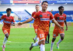 ISL: Goa firm up playoff hopes as BFC bid goodbye