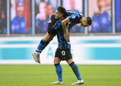 Soccer PICS: Inter go top; Sancho ends goal drought