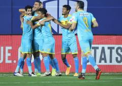 ISL: Colaco's goals power Hyderabad to win over NEUFC