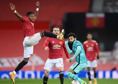 FA Cup: United sink Liverpool; Chelsea through
