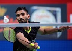 Sindhu, Srikanth through to Round of 16 in Swiss Open