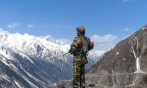 Army has occupied 6 new heights on LAC with China