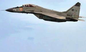 MiG 29K jet crashes into sea, 1 pilot missing