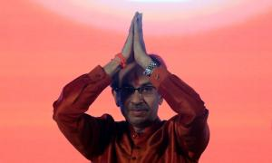 A year on, Uddhav Thackeray firmly in the saddle