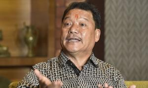 Gorkha leader Gurung surfaces after 3 yrs, dumps BJP
